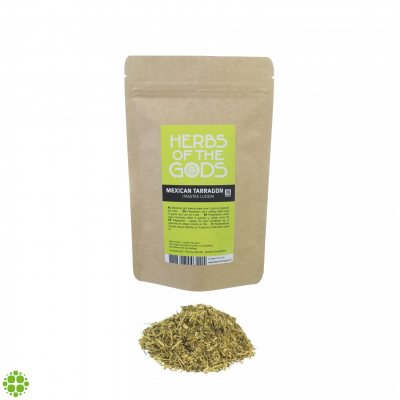 Herbs of the Gods Mexican Tarragon (Tagetes Lucida) 20g