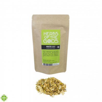 Herbs of the Gods White Lily (Nymphaea Alba) 20g