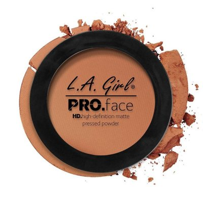 L.A. Girl Pro Face Matte Pressed Powder 14 Chestnut