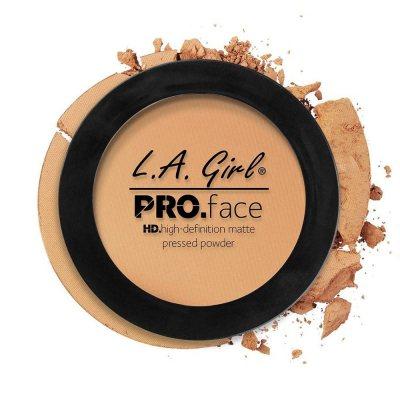 L.A. Girl Pro Face Matte Pressed Powder 10 Classic Tan