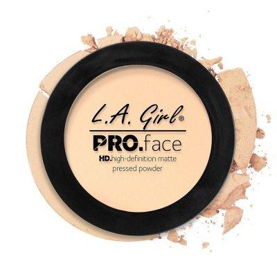 L.A. Girl Pro Face Matte Pressed Powder 01 Fair