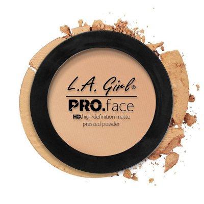 L.A. Girl Pro Face Matte Pressed Powder 05 Nude Beige