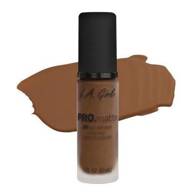 L.A. Girl Pro Matte Foundation Creamy Cocoa 30ml