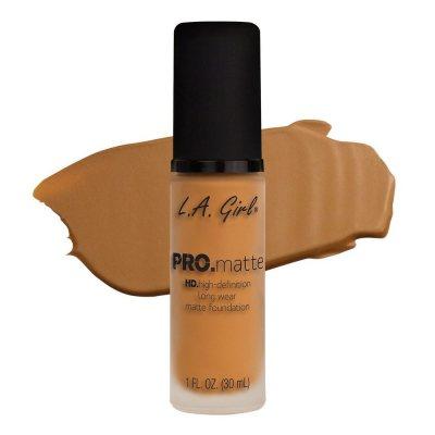 L.A. Girl Pro Matte Foundation Golden Bronze 30ml