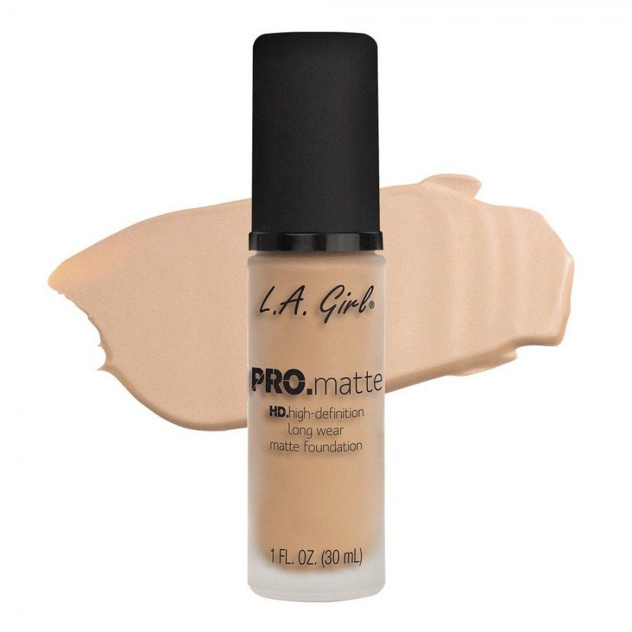 L.A. Girl Pro Matte Foundation Nude 30ml