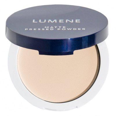 Lumene Luminous Matt Powder 1 Classic Beige 10g