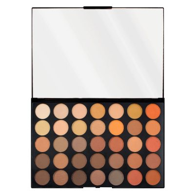 Makeup Revolution HD Palette Matte Amplified 35 Inspiration