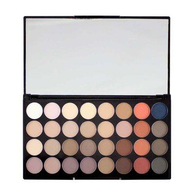 Makeup Revolution Ultra 32 Shade Eyeshadow Palette Flawless Matte 2