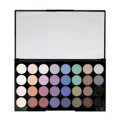 Makeup Revolution Ultra 32 Shade Eyeshadow Palette Mermaids Forever