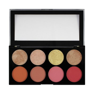 Makeup Revolution Ultra Blush Palette Blush Goddess
