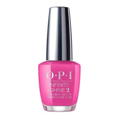 OPI Infinite Shine No Turning Back From Pink Street