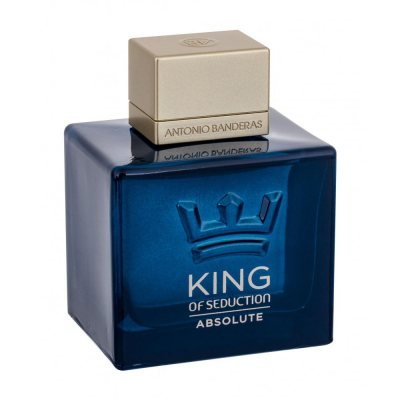 Antonio Banderas King of Seduction Absolute edt 100ml