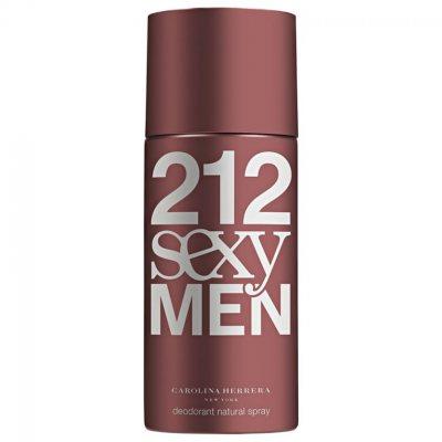 Carolina Herrera 212 Sexy Men Deo Spray 150ml