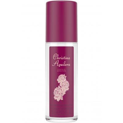 Christina Aguilera Touch Of Seduction Deo Spray 75ml