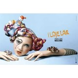 Moschino Cheap And Chic I Love Love edt 100ml