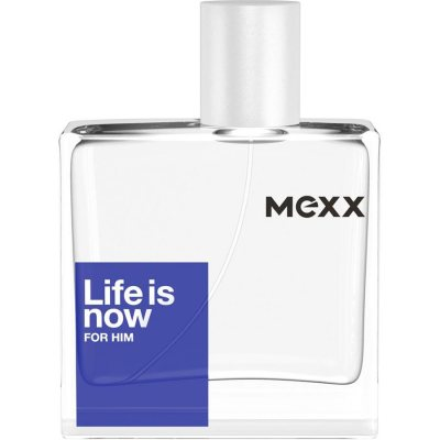 Mexx Life Is Now For Him edt 75ml