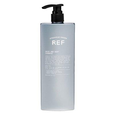 REF Hair And Body Shampoo 750ml
